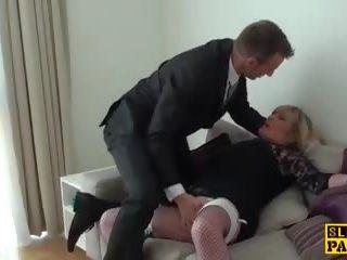 Príťažlivé Násťročné britské porno